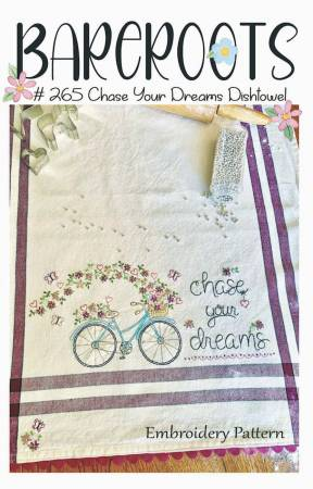 Chase Your Dreams Dishtowel Pattern