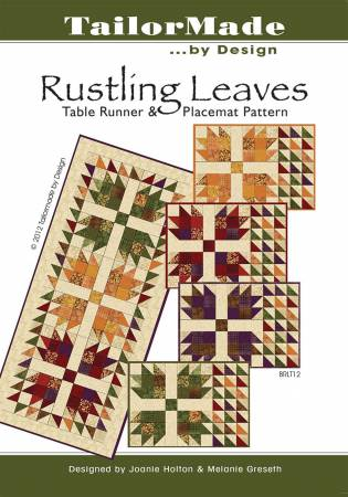Rustling Leaves Table Runner and Placemat