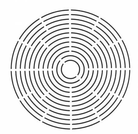 Template Circle Echo
