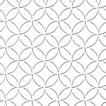 Quilt Stencil Connected Cloisonne