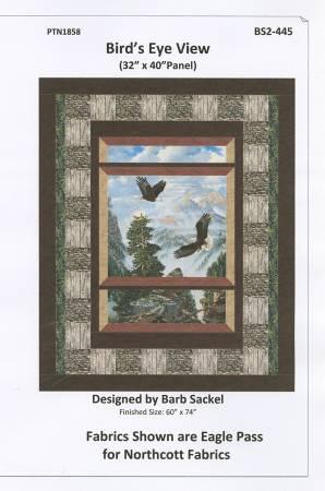 Birds Eye View by Barb Sackel