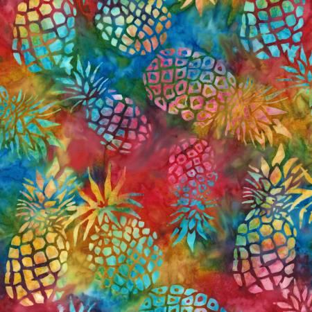 Calypso Pineapple Batik