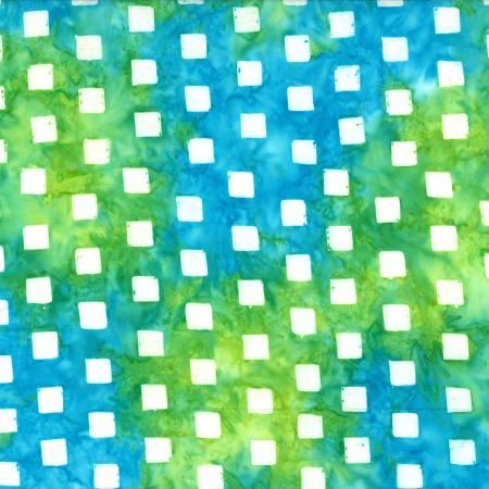 Lagoon Ice Cubes Batik