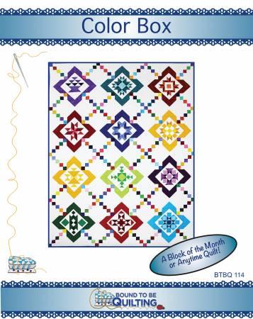 Color Box  Pattern BTBQ114