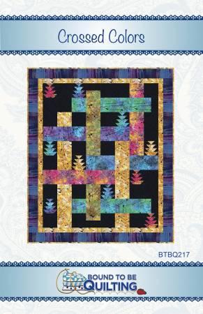 Crossed Colors Pattern