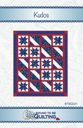 Kudos Quilt Pattern