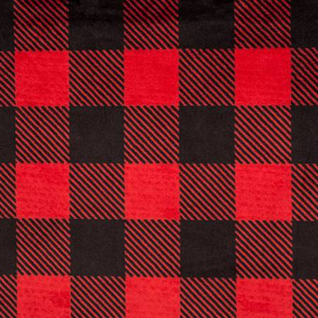 Shannon Buffalo Check Red/Black