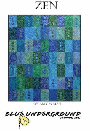 Zen quilt pattern