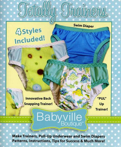 Babyville Boutique Totally Trainers