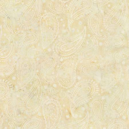 Cream Tonga Batik 106in Wide