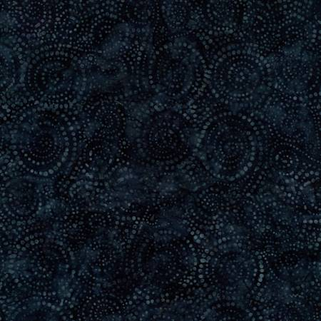 Burst Batik 106 Wide Back - Deep