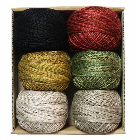 Pearl Cotton Thread Size 8 - Bertie's Year