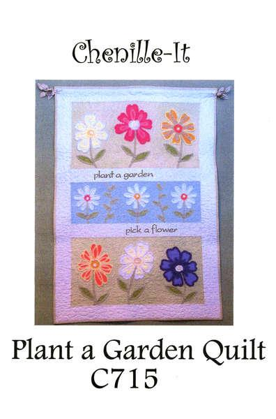 Plant A Garden Quilt
