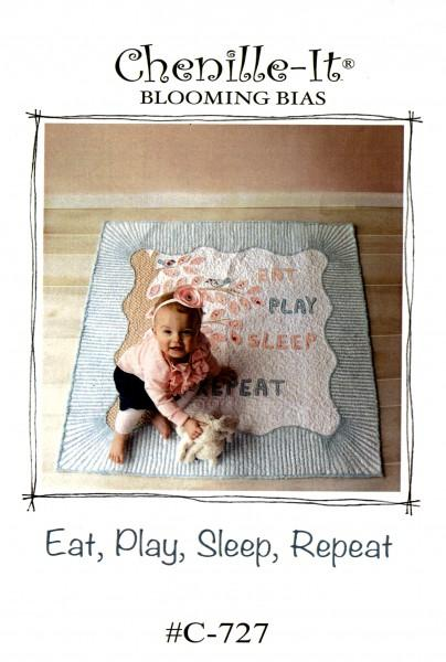 PT- Eat Play Sleep Repeat Quilt