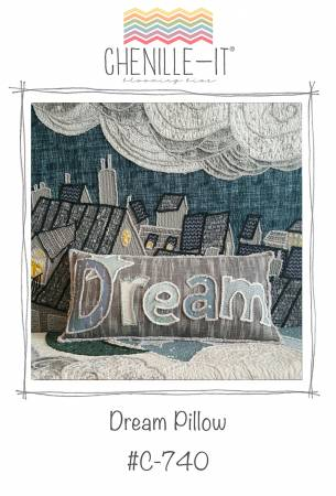 Quilt Pattern - Dream Pillow