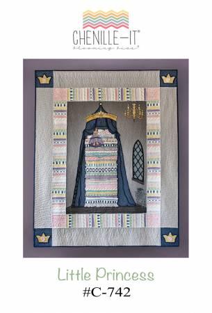 Little Princess Pattern for Chenille-it
