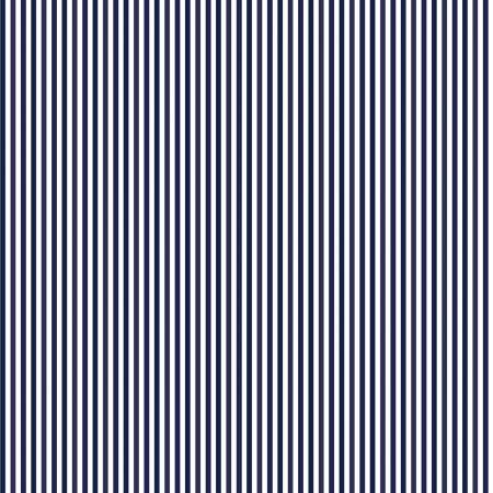 Blue Stitch Stripes Navy
