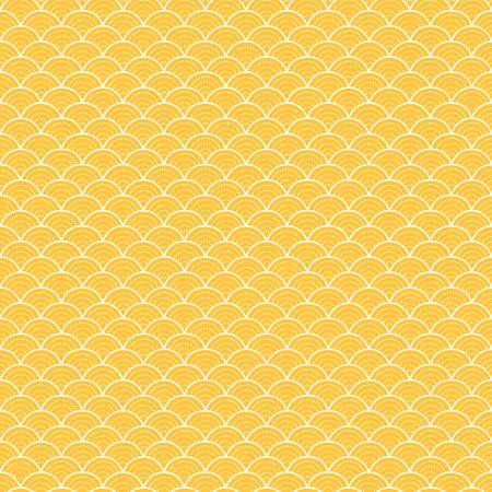 Pure Delight Scallops Yellow