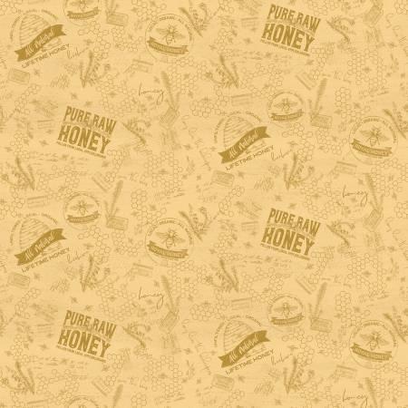 Bees Life Tonal Honey