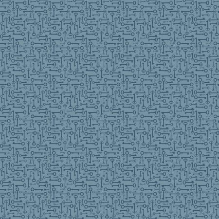 Bloom And Grow C10114 Keys Blue