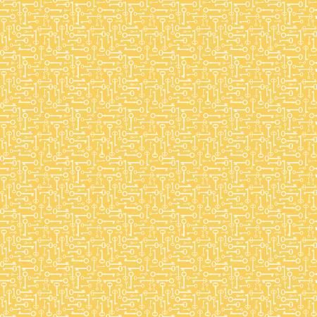 Bloom And Grow C10114 Keys Yellow