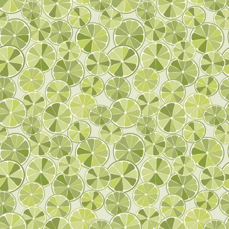 C10141-Limeade Grove Slices Riley Blake
