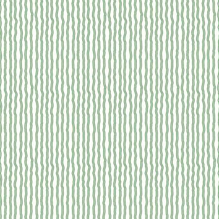 Hungry Animal Alphabet Wavy Stripe Green