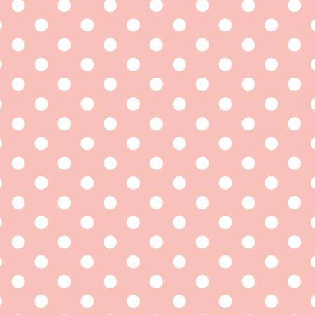 Notting Hill Dots Pink by Riley Blake