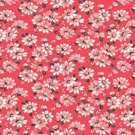 Flea Market Floral Cayenne