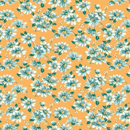 Flea Market Floral Daisy