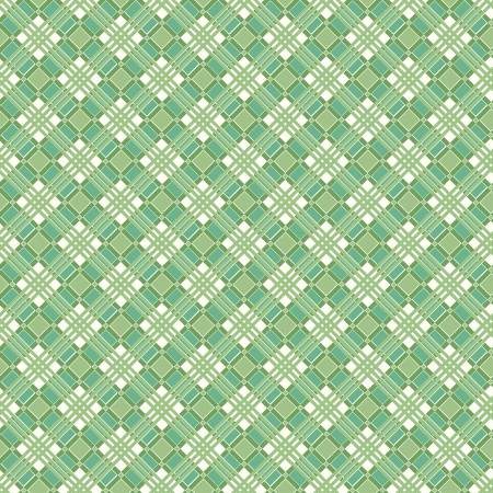 Flea Market Plaid Green