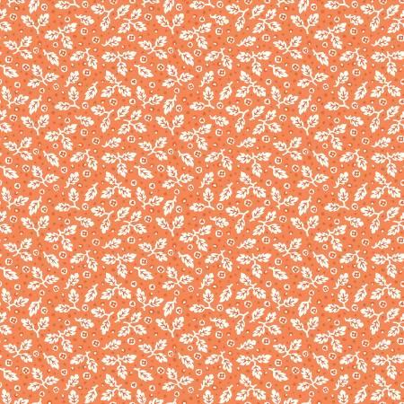Flea Market Leaves Pumpkin C10218