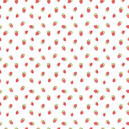 Strawberry Honey  - Strawberries White