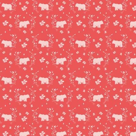 Strawberry Honey Bears Cayenne