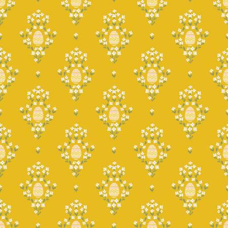 Easter Egg Hunt Eggs Mustard