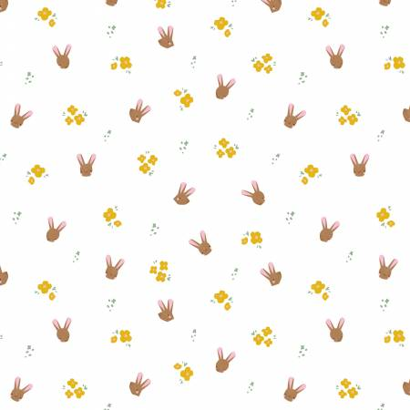 Easter Egg Hunt - Bunnies White