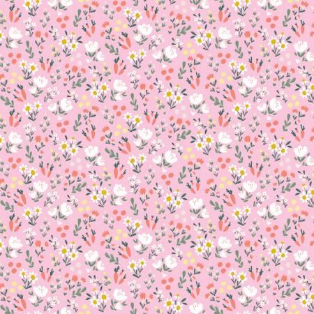 Easter Egg Hunt Floral - Pink