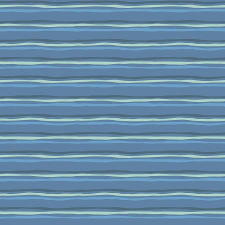 Riptide Stripes in Denim by Riley Blake  C10304R-DENI