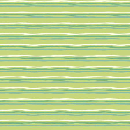Riptide - Stripes - Lime