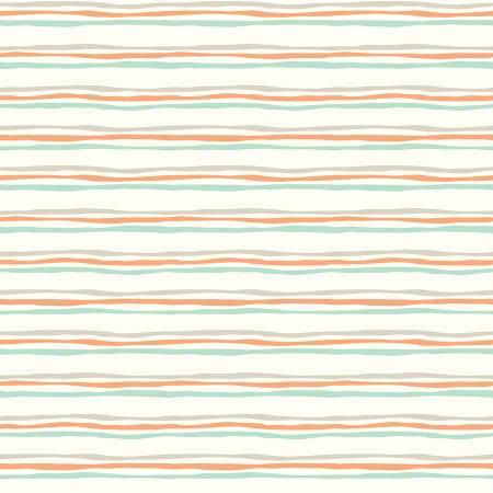 Riptide Stripes Orange