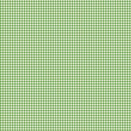 Oh Happy Day Houndstooth Green