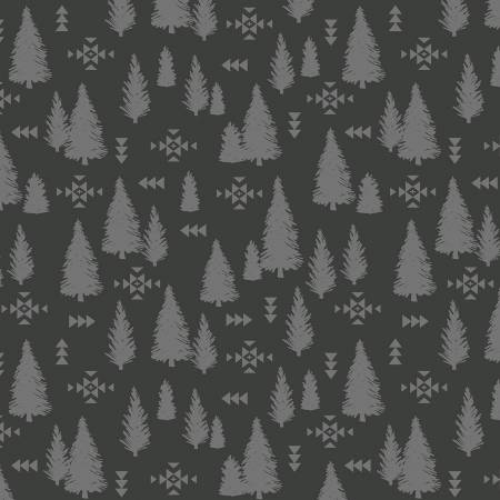 Timberland Trees Charcoal