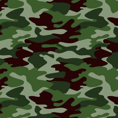 First Responders Camoflauge Green