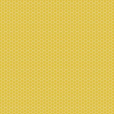 Tea With Bea Honeycomb Mustard