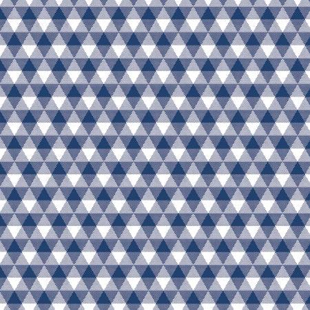 Land Of Liberty Gingham in Navy by My Mind's Eye for Riley Blake  C10563R-NAVY