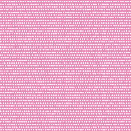 Grl Pwr Dots Pink for Riley Blake - Fat Quarter