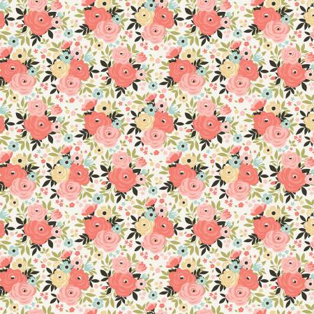 Joy In The Journey Floral Cream