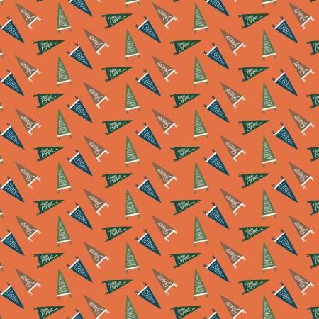 Adventure is Calling 10723 Flags Orange