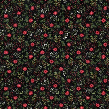 Snowed In Berries Black - Coming Soon!