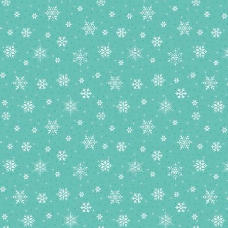 Snowed In Snowflakes Glacier